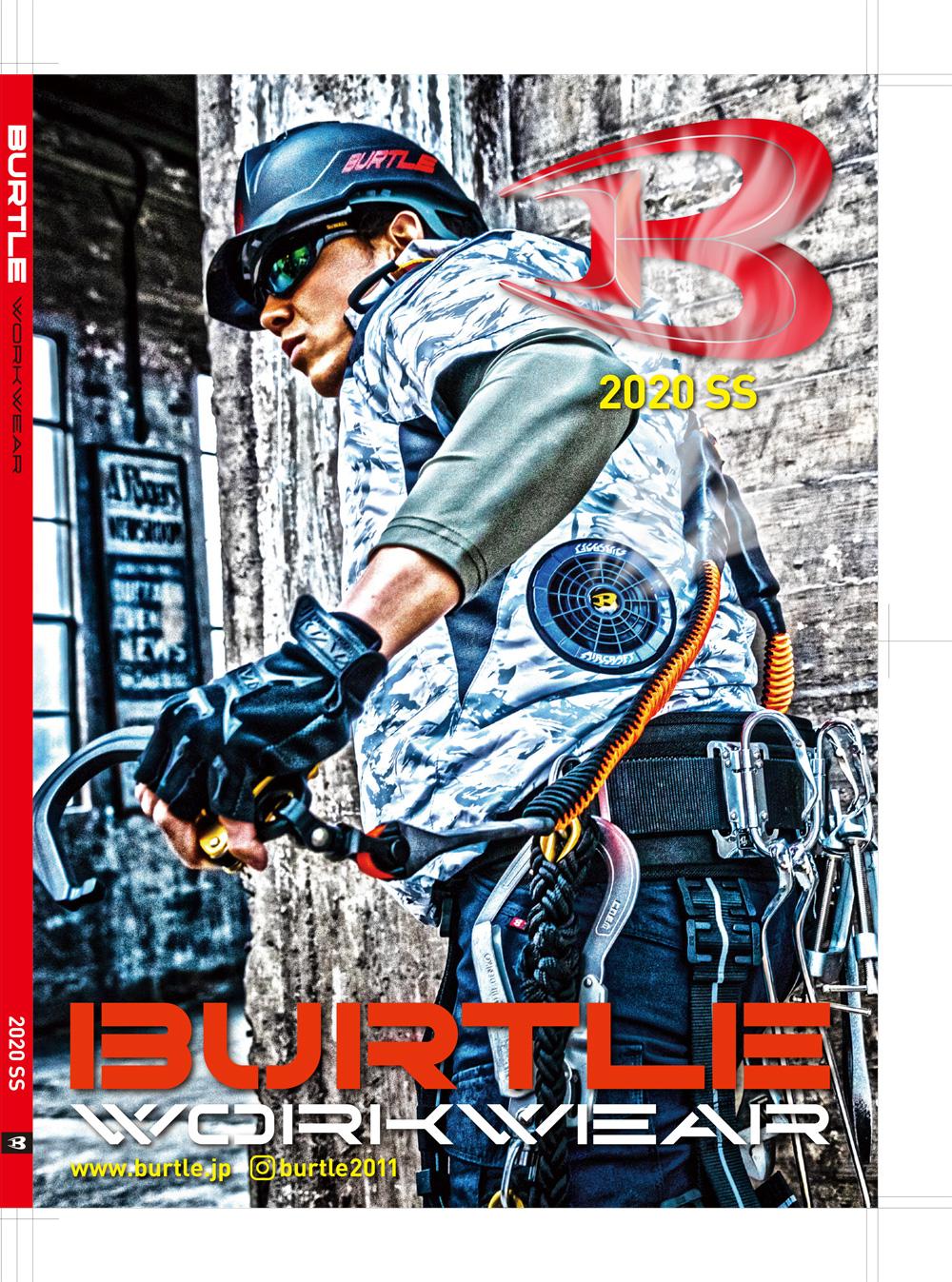BURTLE 2020年春夏カタログ