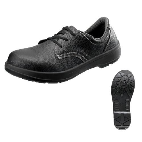 シモン安全靴 AW11 黒 短靴