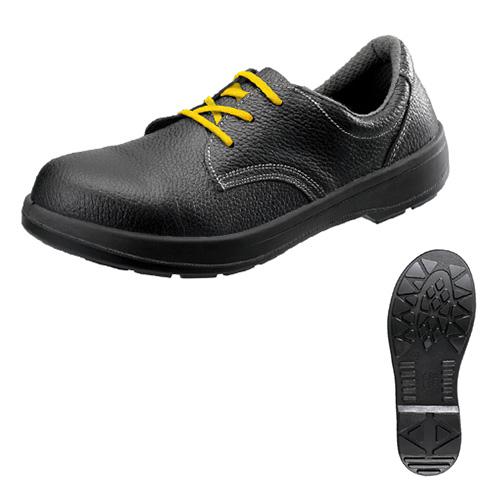 シモン安全靴 AW11 黒 静電靴