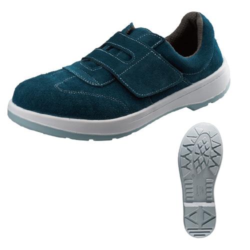 シモン安全靴 AW18 BV 短靴