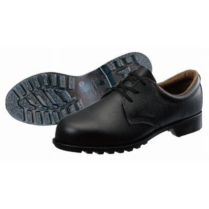 シモン安全靴 FD11 黒 短靴