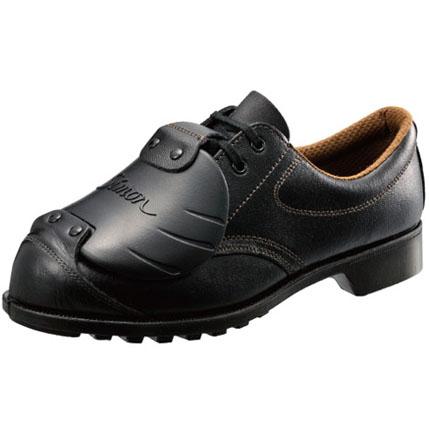 シモン安全靴 FD11 黒 樹脂甲プロ 短靴