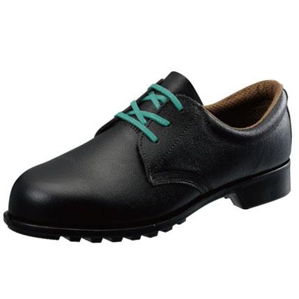 シモン安全靴 FD11M 黒 絶縁ゴム底耐電靴
