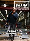 SOWA 2018-2019年秋冬カタログ