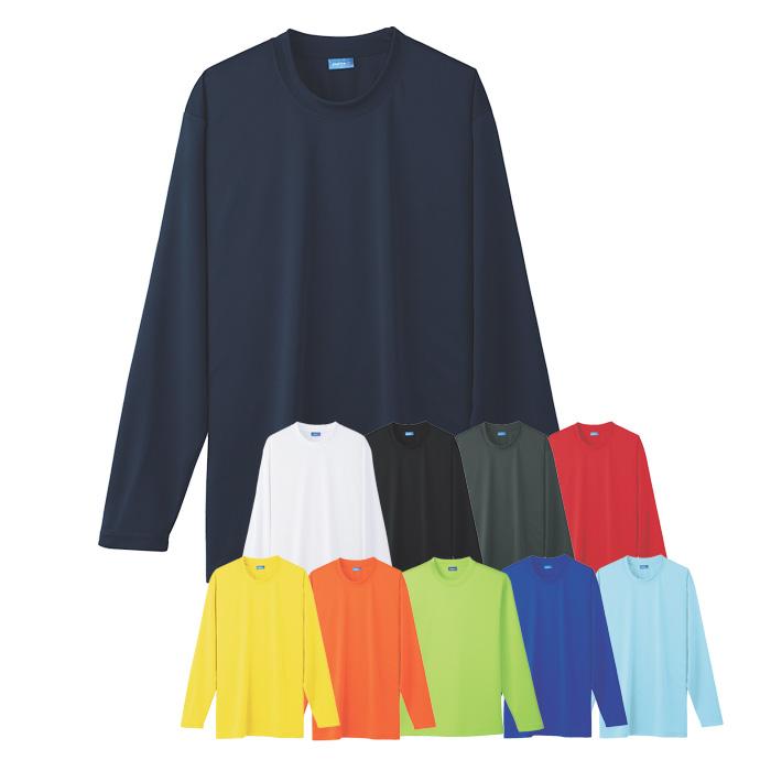 Soberry 長袖Tシャツ(胸ポケット無し)