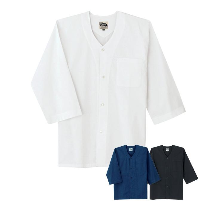 鯔背(いなせ)ダボシャツ